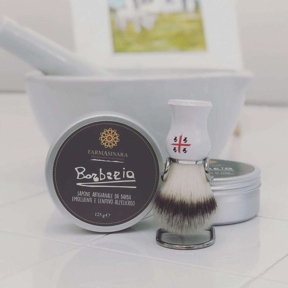 Sapone Artigianale da Barba